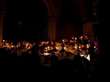 Advent Procession of Lessons & Carols