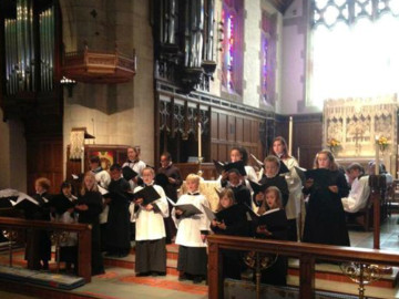 Choral Evensong: St. John's Youth Choir