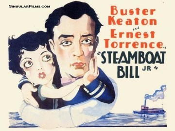 Silent Film Screening: Steamboat Bill Jr.