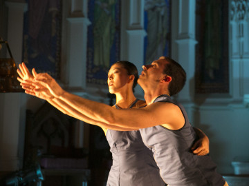 Organ and Dance: SYREN Modern Dance