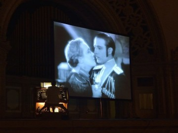 Silent Film Screening with Jason Roberts, organist