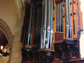 Schweitzer Organ Competition Winners Recital