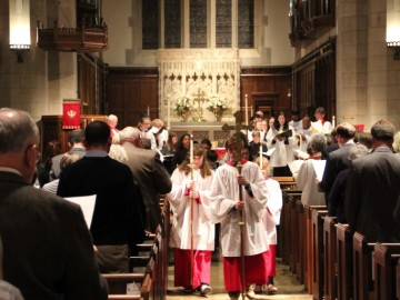 Choral Evensong: Choir of Center Church, Hartford