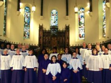 Choral Evensong: Bishop's Choir School of Christ Church Cathedral, Springfield