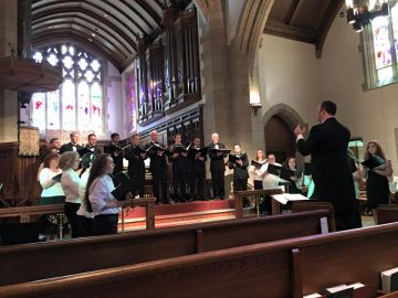 Choral Evensong: St. John's Adult Choir