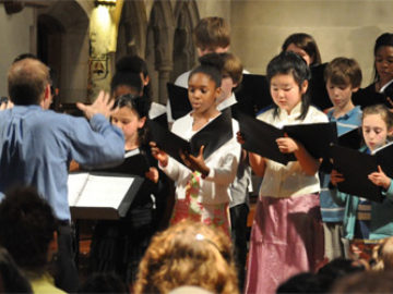 Choral Evensong: St. John's and St. Paul's Norwalk Youth Choirs