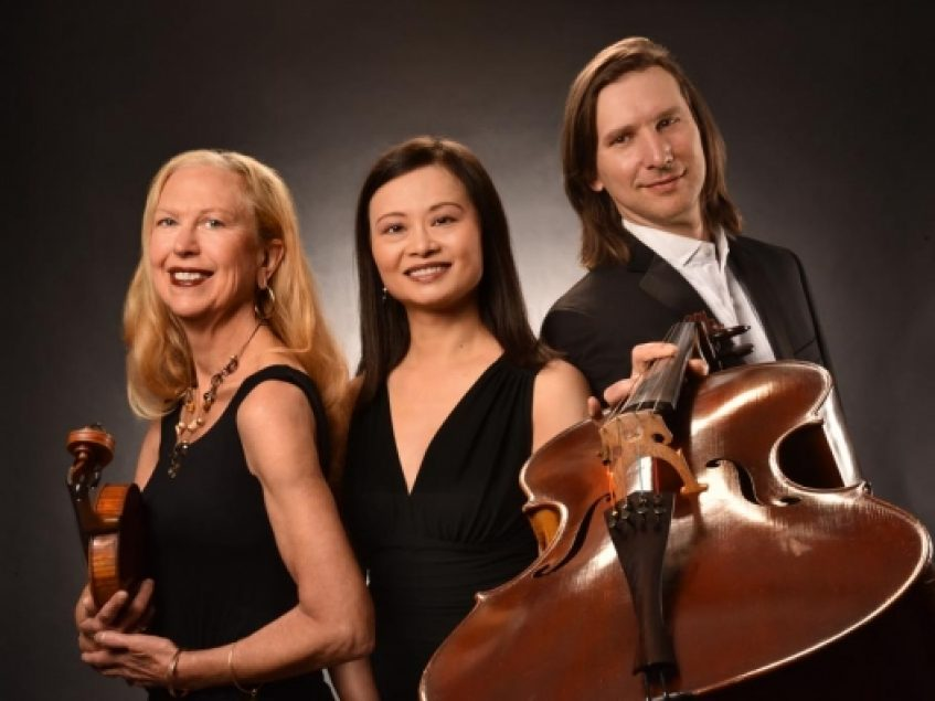 New World Trio: Ensemble-in-Residence at the Red Door
