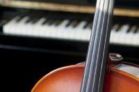 classical piano violin cello