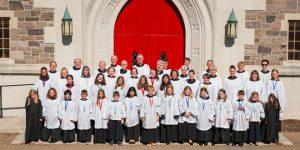 Choral Evensong: Choir of St. James's Church, West Hartford