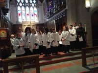 choir promotions 2015