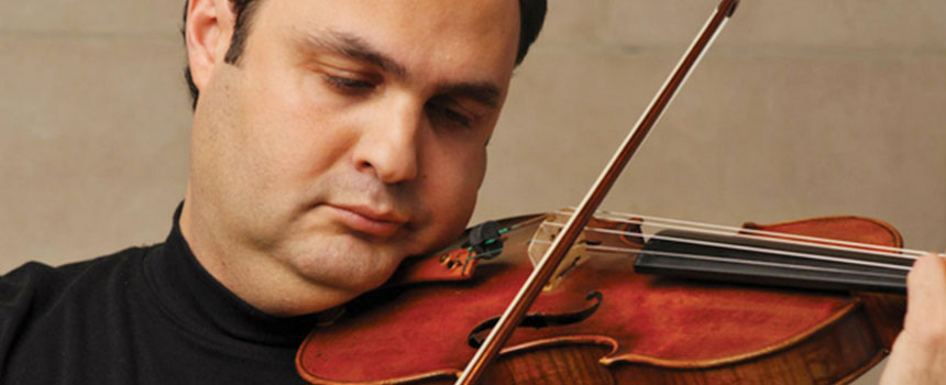 Spring Chamber Music with HSO Concertmaster Leonid Sigal